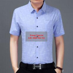 Đồng phục áo sơ mi SM07-1