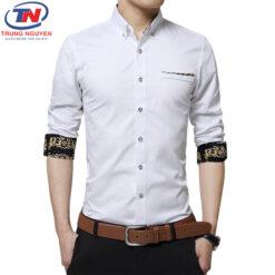Đồng phục áo sơ mi SM08-1