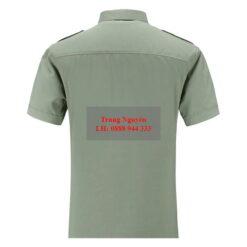 Đồng phục bảo vệ BV02-2