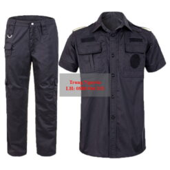 Đồng phục bảo vệ BV03-2