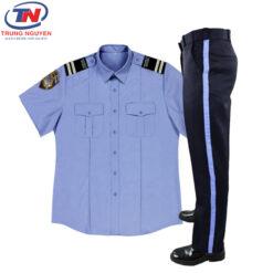 Đồng phục bảo vệ BV06-1