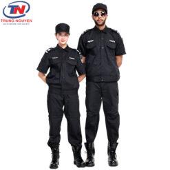 Đồng phục bảo vệ BV07-1