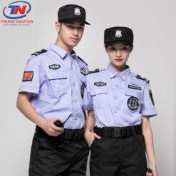 Đồng phục bảo vệ BV08-2