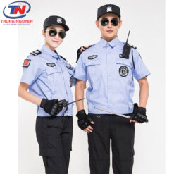 Đồng phục bảo vệ BV09-1