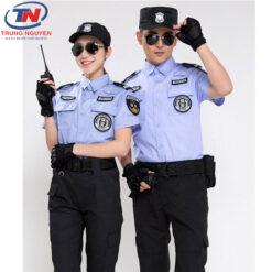 Đồng phục bảo vệ BV09-2