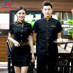 Đồng phục cafe CF01-1