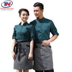 Đồng phục cafe CF02-1