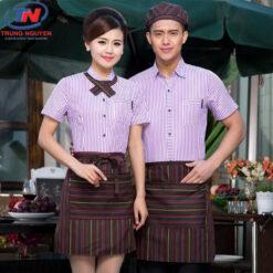 Đồng phục cafe CF04-1
