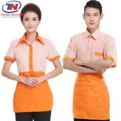 Đồng phục cafe CF05-1