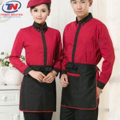 Đồng phục cafe CF06-1