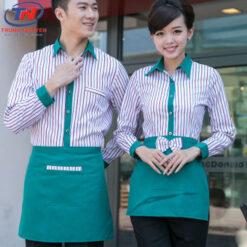 Đồng phục cafe CF07-1