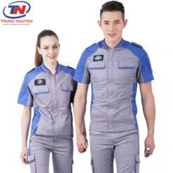 Đồng phục công nhân CN03-1