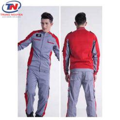 Đồng phục công nhân CN04-1