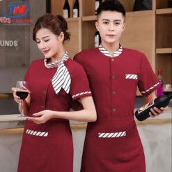 Đồng phục khách sạn KS02-2