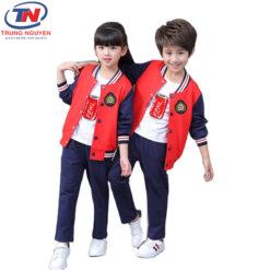 Đồng phục mầm non MN01-1
