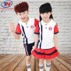 Đồng phục mầm non MN05-1