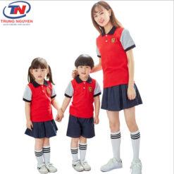 Đồng phục mầm non MN08-1