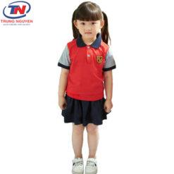 Đồng phục mầm non MN08-2