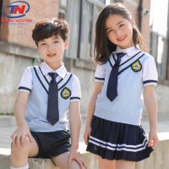 Đồng phục mầm non MN09-2