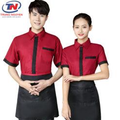 Đồng phục nhà hàng NH03-1