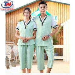 Đồng phục spa SP01-1