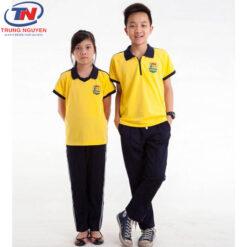 Đồng phục thể dục TD01