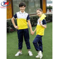 Đồng phục thể dục TD02-1