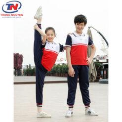 Đồng phục thể dục TD02-2