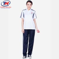 Đồng phục thể dục TD05