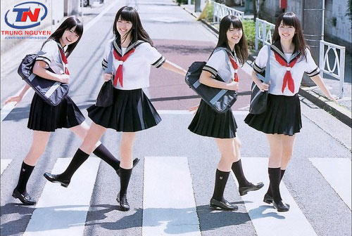 Đồng phục học sinh trung học Nhật Bản