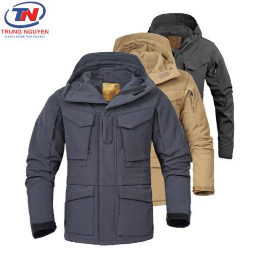 Đồng phục áo khoác AK04-2