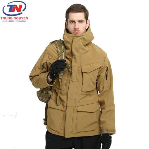 Đồng phục áo khoác AK04-3
