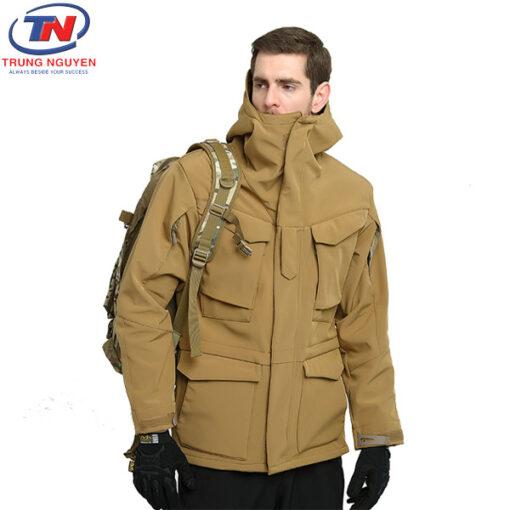 Đồng phục áo khoác AK04-4