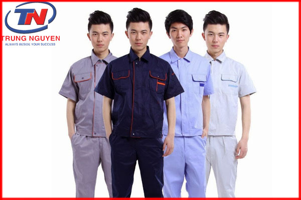đồng phục điện lạnh