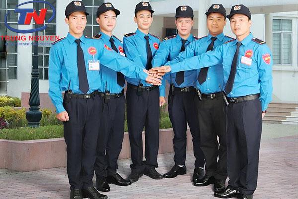 may đồng phục bảo vệ giá tốt