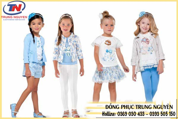 quần áo trẻ em cao cấp giá sỉ