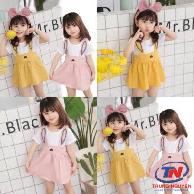 chất lượng xưởng may quần áo trẻ em