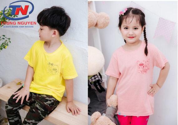 mẫu mã quần áo tại xưởng may quần áo trẻ em đa dạng