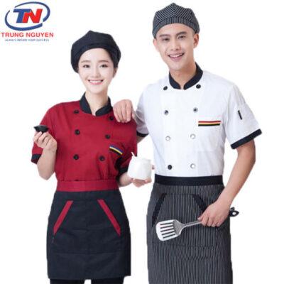 Thiết kế mẫu mã đồng phục nhà hàng